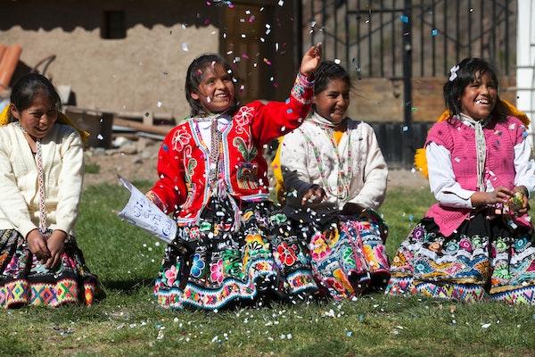 Transformative Student Travel & Service Programs in Peru